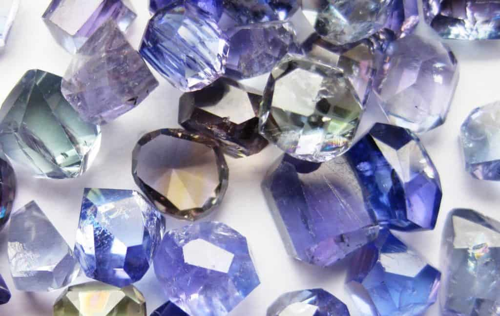 The many properties of this rare blue gemstone