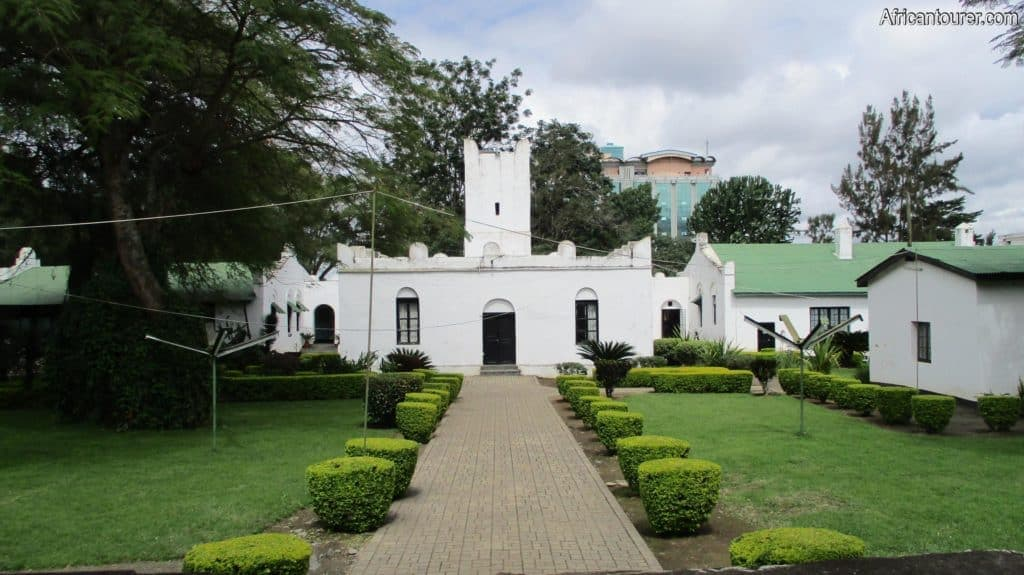 Boma Museum; one of the many attractions to visit in Arusha