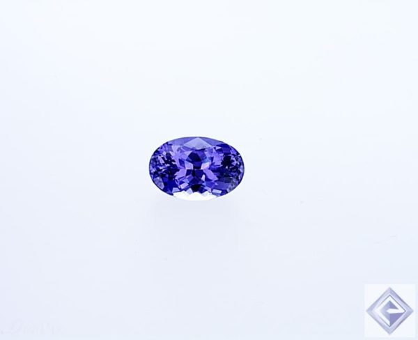 bVE OVAL CUT TANZANITE STONE 1