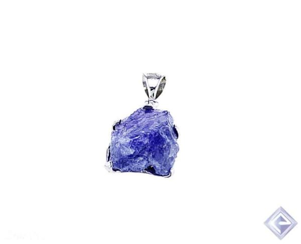 AA ROUGH CUT TANZANITE STONE 1