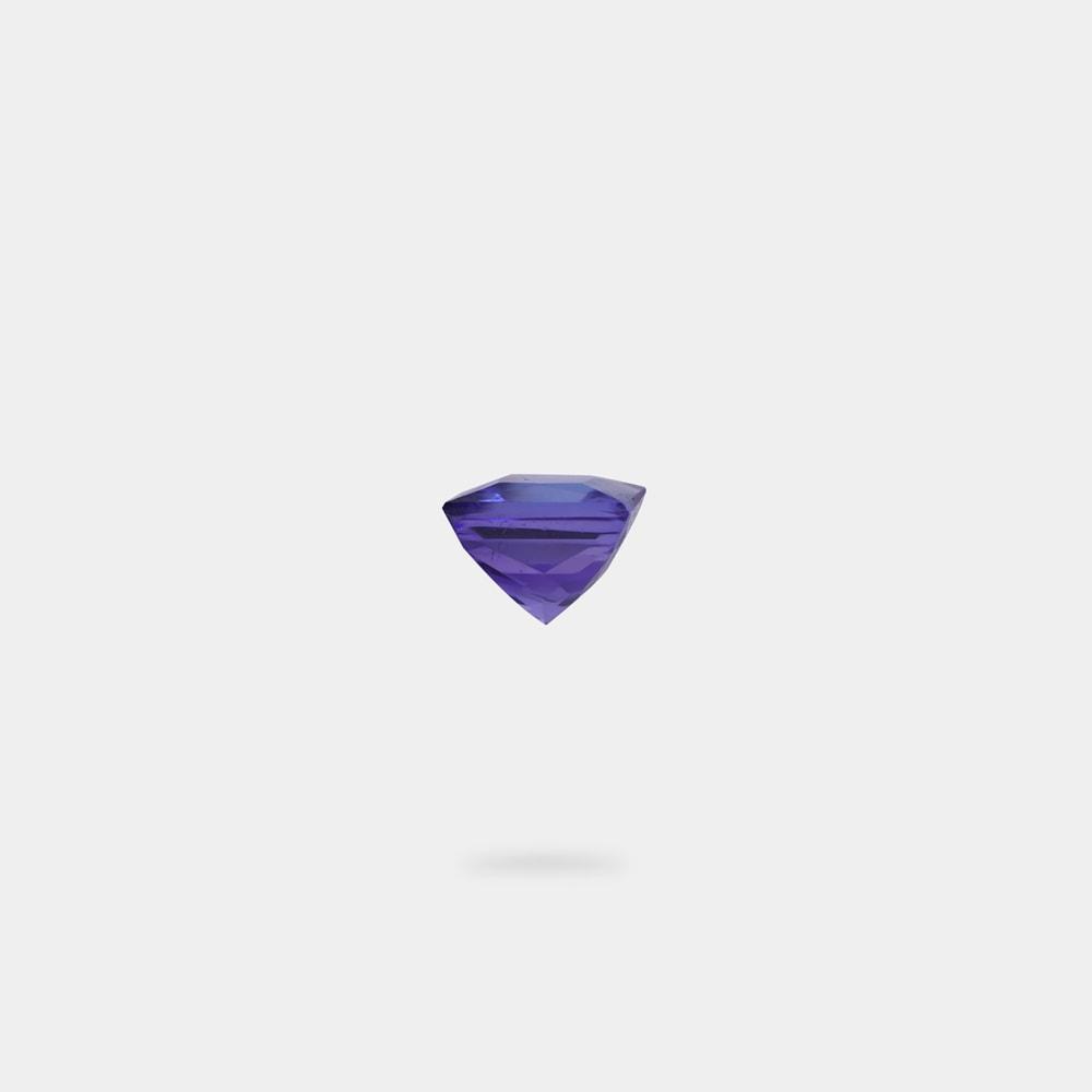 1.06 Carats Princess Shaped Loose Stone