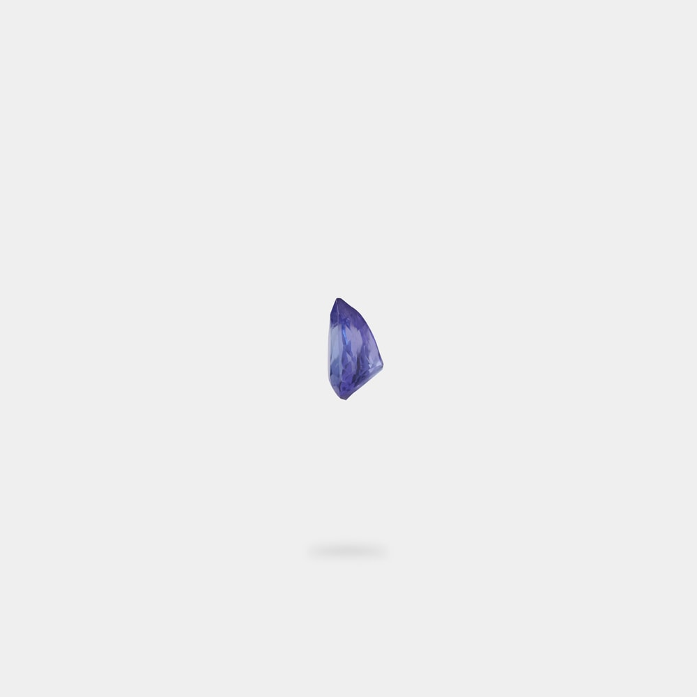 1.01 Carats Pear Shaped Loose Stone