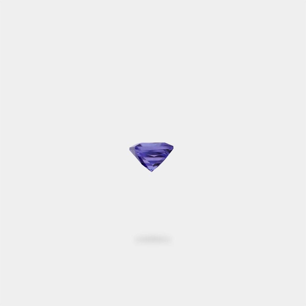 1.09 Carats Princess Shaped Loose Stone