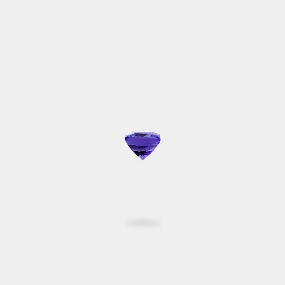 0.67 Carats Princess Shaped loose Stone