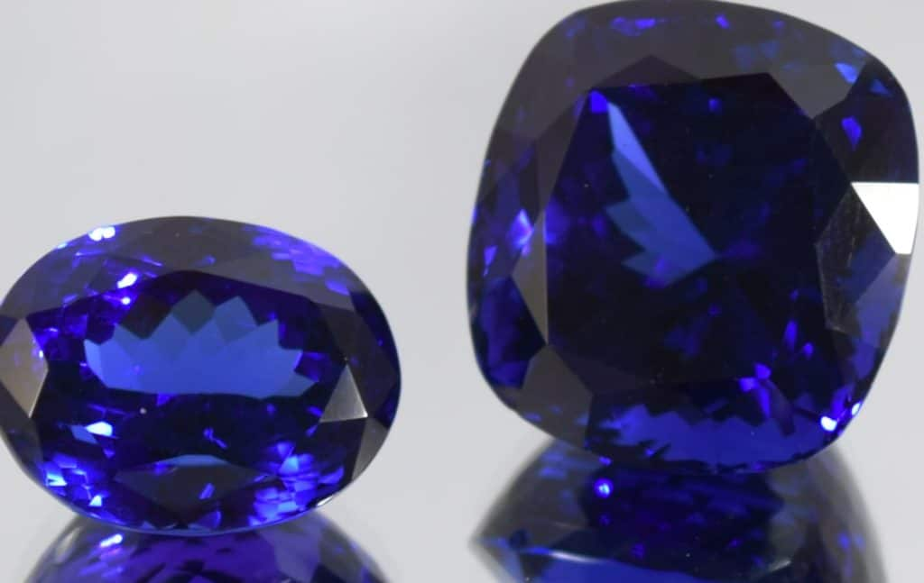 Learn the history of this rare blue gemstone